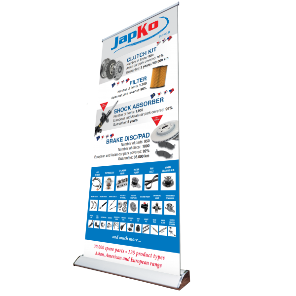 ROLL-UP STAND